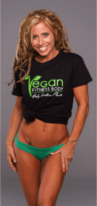 Crissi Carvalho Vegan Fitness Model