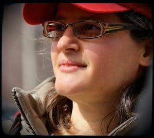 Anita Krajnc Co-Founder Toronto Pig Save