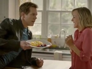 Kevin Bacon Egg Board Ad