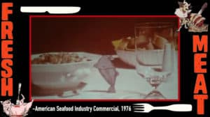 American Fish Industry Commercial 1976