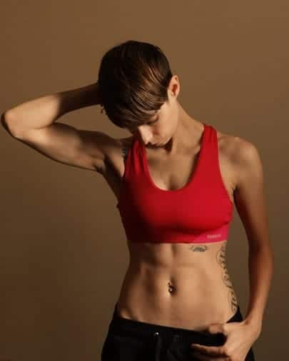 Anne Marie Campbell Meat Free Athlete