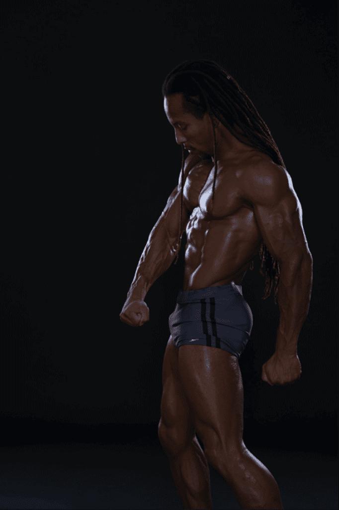 Crissi Carvalho Vegan Fitness Model