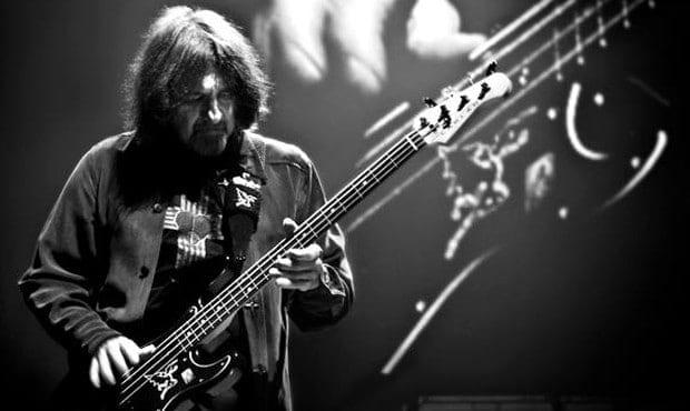 Geezer Butlet Bassist of Black Sabbath