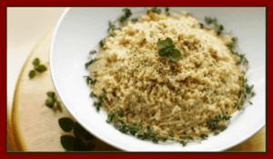 Quinoa Cauliflower Mash from Veggietorials